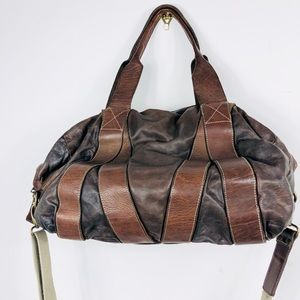 Giorgio Brato Leather Bag Italian Designer